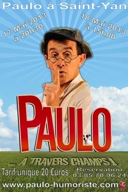 Paulo à Saint-Yan