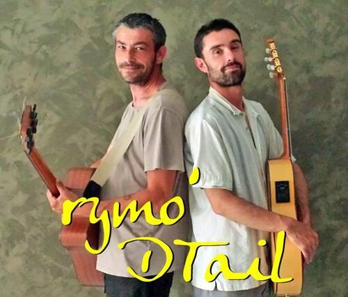 Greg et Manu avec Olivier Villa en concert au Vieux Tilleul