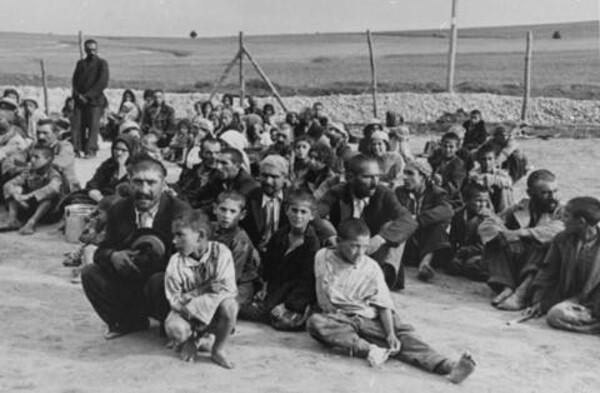 1940 Camp de Belzec (Roms de Roumanie)