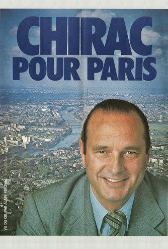Jacques Chirac à l'assaut de l'Hôtel de ville de Paris (1ère partie)