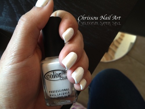 Color club french tip
