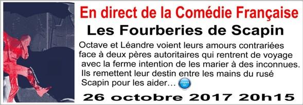 programme du 18 au 26 octobre