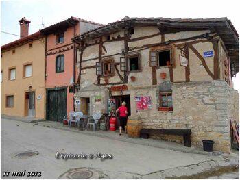 (J37) Burgos / Agès 11 mai 2012