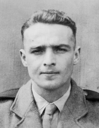 * Nos derniers Compagnons : Edgar THUPET-THOME, Sas parachutiste, 98 ans