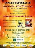 15.01.17 Feurs : Silence, on tourne !!!