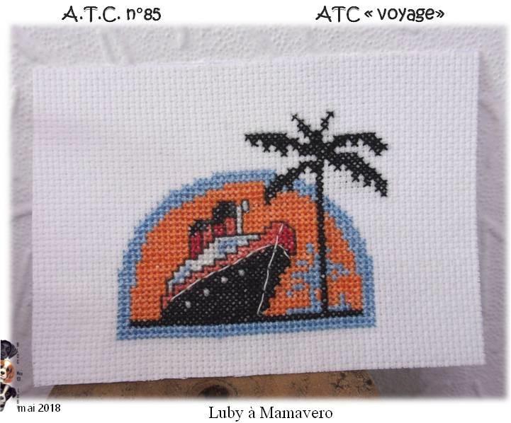 """ATC """"Voyage"""""""