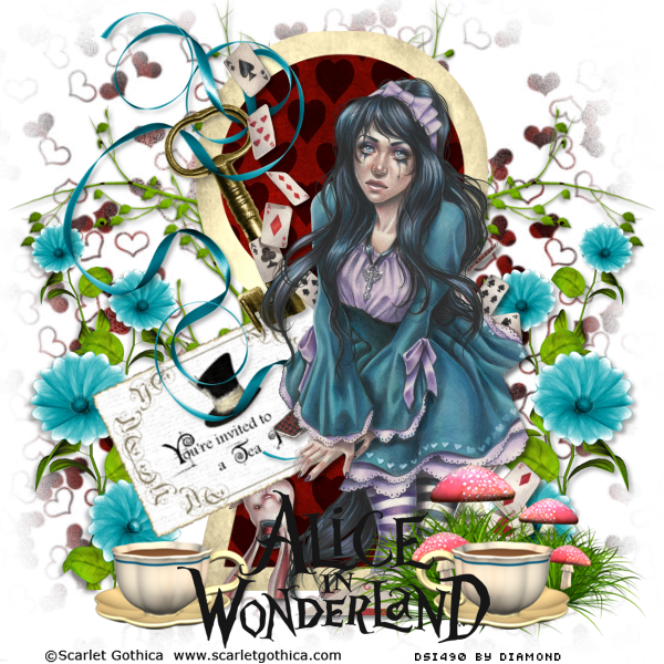 "Tutoriel ""Alice in darkness"" de Devious Desires"