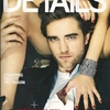 Robert Pattinson dans le magazine Details