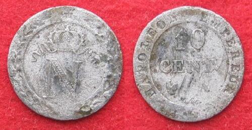 10 Centimes Napoléon 1809