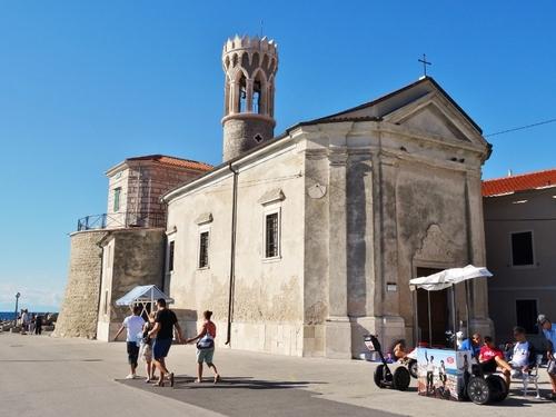 Promenade dans Piran en Slovénie (photos)