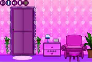 Jouer à DressUp2Girls - Girls room escape 2