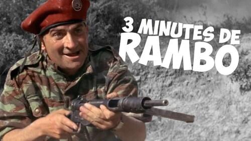 FUNES, Louis de - 3 Minutes de Rambo (Humour)