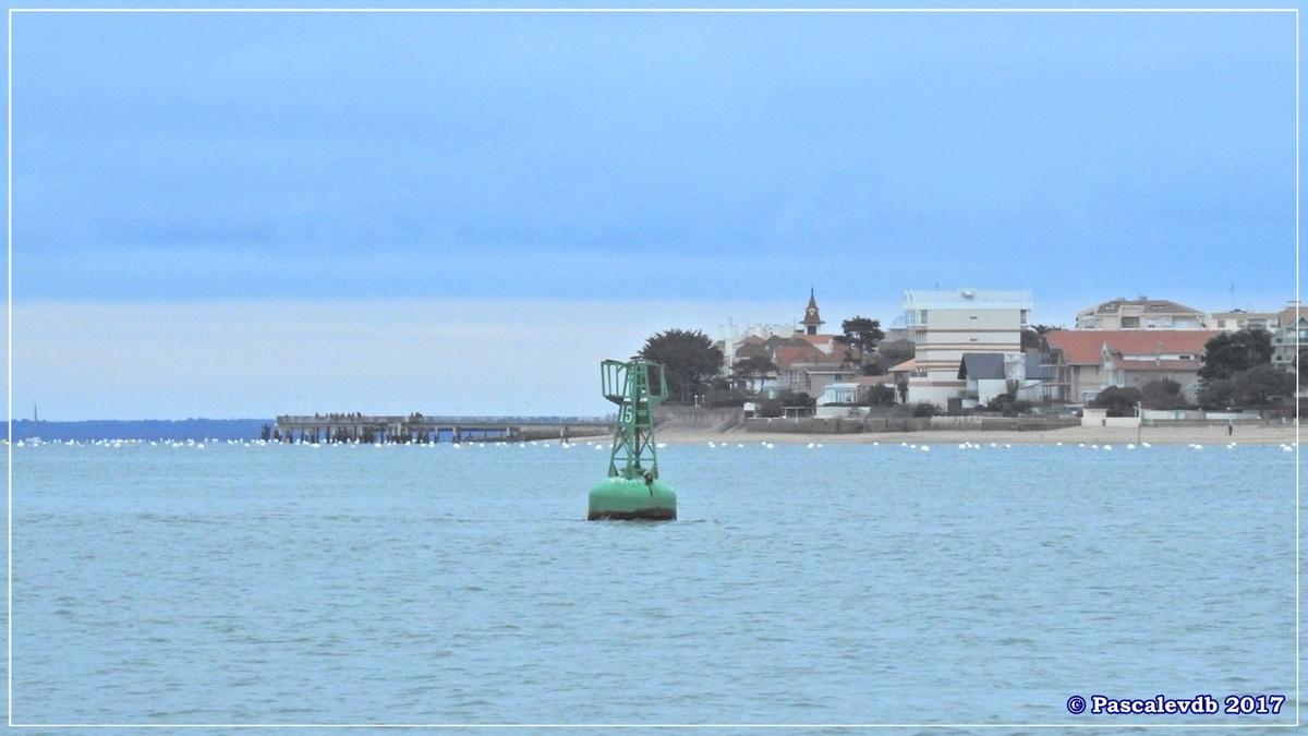 Traversée du Bassin entre Arcachon et le Cap Ferret - 12/14