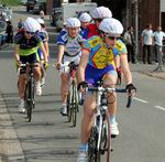 4ème Prix cycliste UFOLEP de Bantigny ( Cadets Féminines )