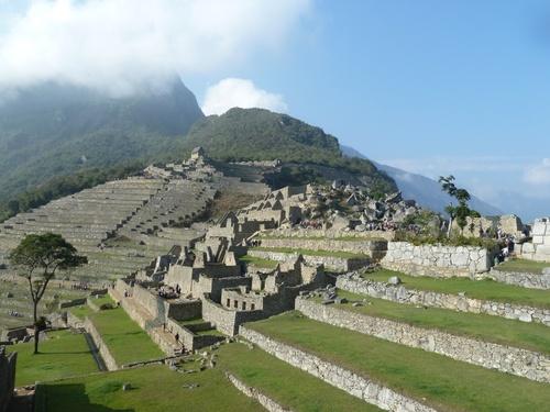 Le Machu Picchu, les terrasses de Moray et les Salines de Maras