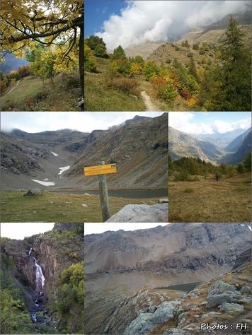 Les Lacs du Parc National des Écrins...