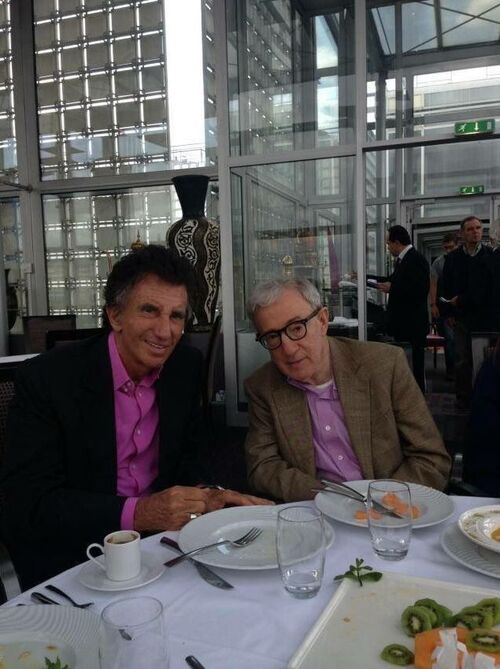 ➤ Jack Lang apporte son soutien à Woody Allen dans la tourmente