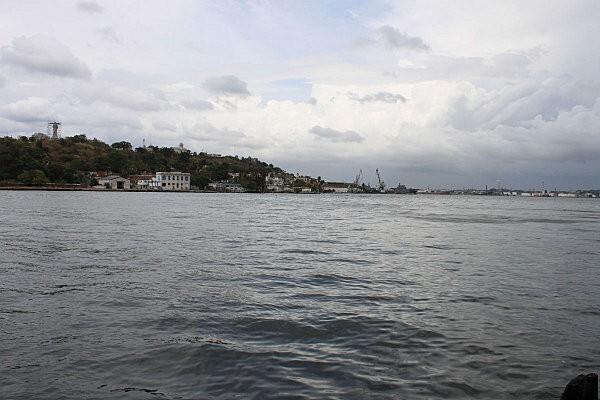 Cuba-La Havane(31) le port