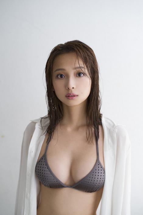 WEB Gravure : ( [WPB-net] - |Extra No.628| Asuka Hanamura : 麗しの18歳。 )