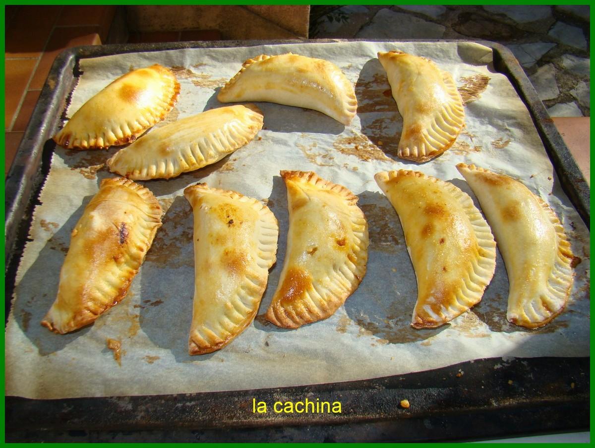 Empanadas classique (Espagnol) INEDIT