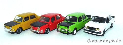 Simca 1000 rallye 2  1973