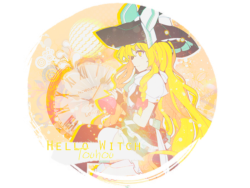 Hello Witch Touhou