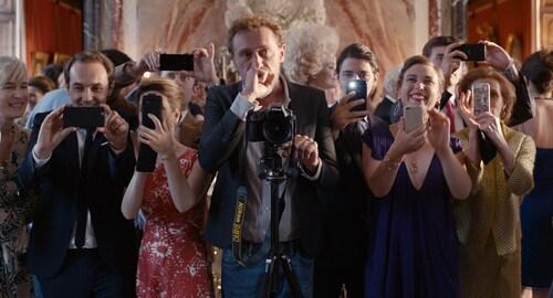 Découvrez les photos du nouveau film d'Eric Toledano et Olivier Nakache : LE SENS DE LA FÊTE !