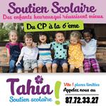 Tahia soutien scolaire