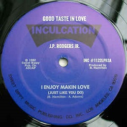 J.P. Rodgers Jr. - I Enjoy Making Love (Just Like You Do)