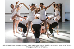 dance ballet chicago studio compagny