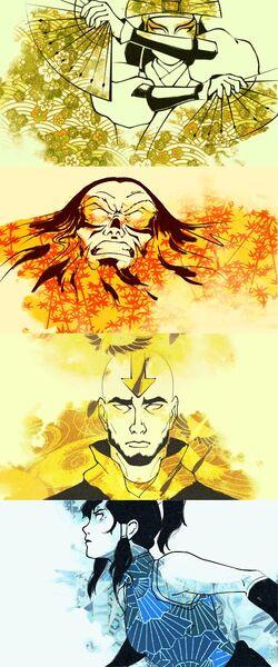 P.2 (Avatar- La légende de Korra)