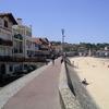 Le front de mer dans St Jean De Luz