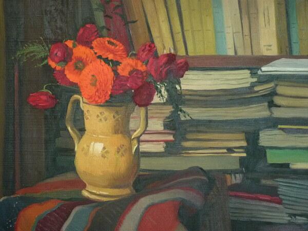 Samedi - Le tableau du samedi : bouquets de fleurs