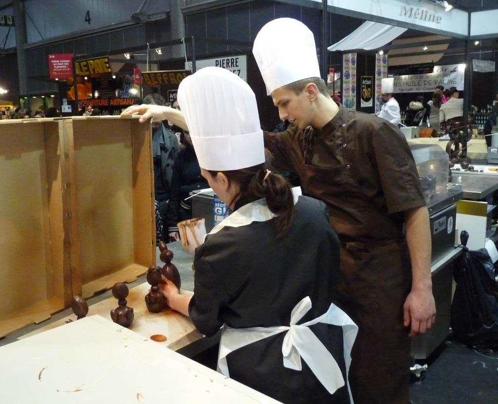 Le salon du chocolat de Lille (7)