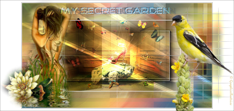 *** Secret Garden ***