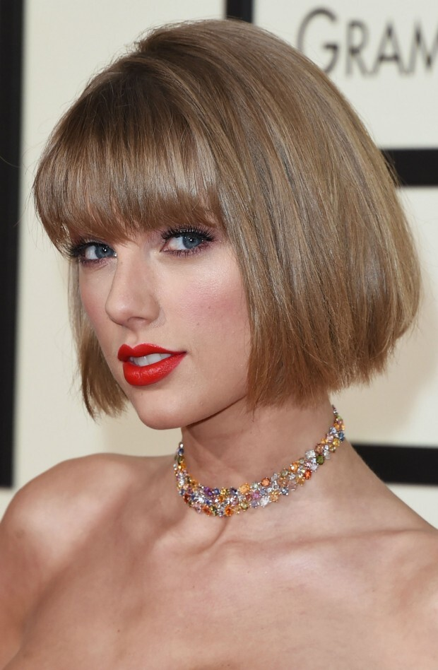 grammy beauté taylor swift