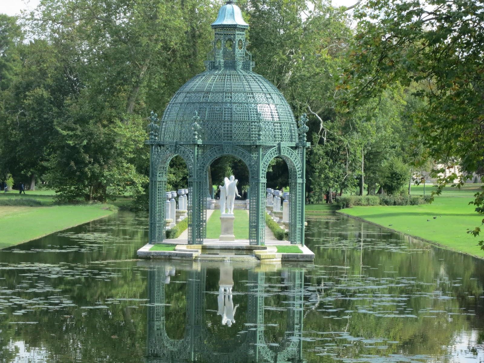 Les plus beaux parcs 2 art culture et motions - Les plus beaux miroirs ...