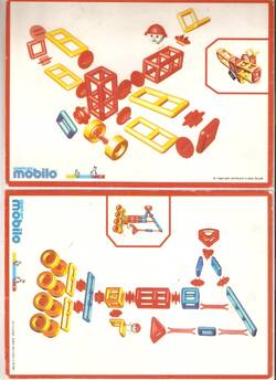 Modèles pour Mobilo
