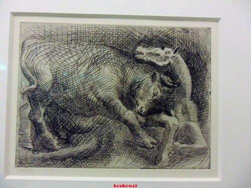 Echappée belle Parisienne. Le musée Picasso (fin).