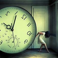 Arrêter le temps ...