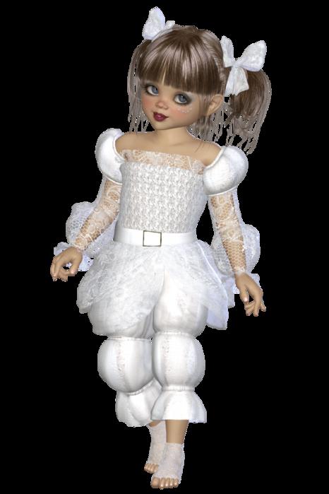 """Résultat de recherche d'images pour """"Jolie poupées 3D tubes"""""""