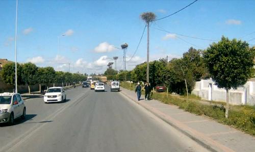 D'Azrou à Kenitra
