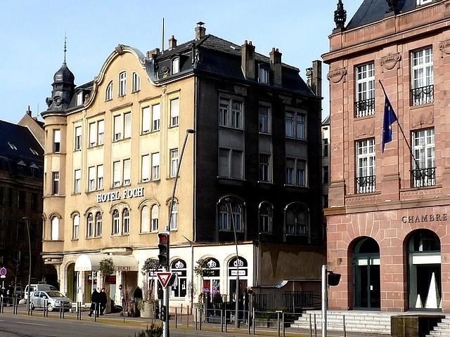 Le quartier Impérial Metz 14 Marc de Metz 2012