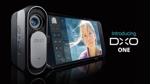 DxO One : le boîtier photo pour smartphone arrive enfin sur Android
