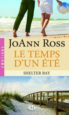 Couverture de Shelter Bay, Tome 2 : Le Temps d'un Été