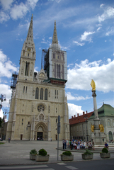 ZAGREB - CATHEDRALE