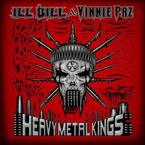 Ill Bill & Vinnie Paz - Heavy Metal Kings (2011) [Hip Hop]