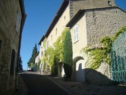 Flânerie à Villeneuve-Les-Avignon....