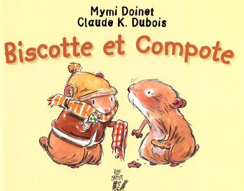 Biscotte et Compote