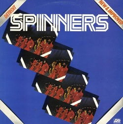 Detroit Spinners - New & Improved - Complete LP